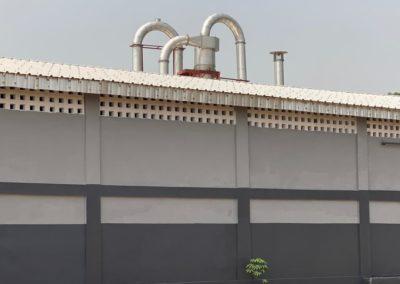 usine de transformation de manioc